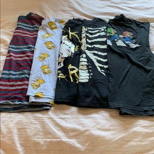 Lot of 5 T-Shirts